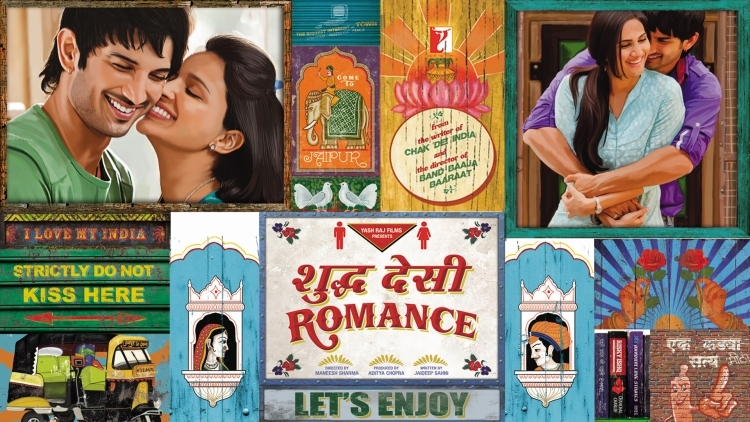 Shuddh Desi Romance Torrent Download