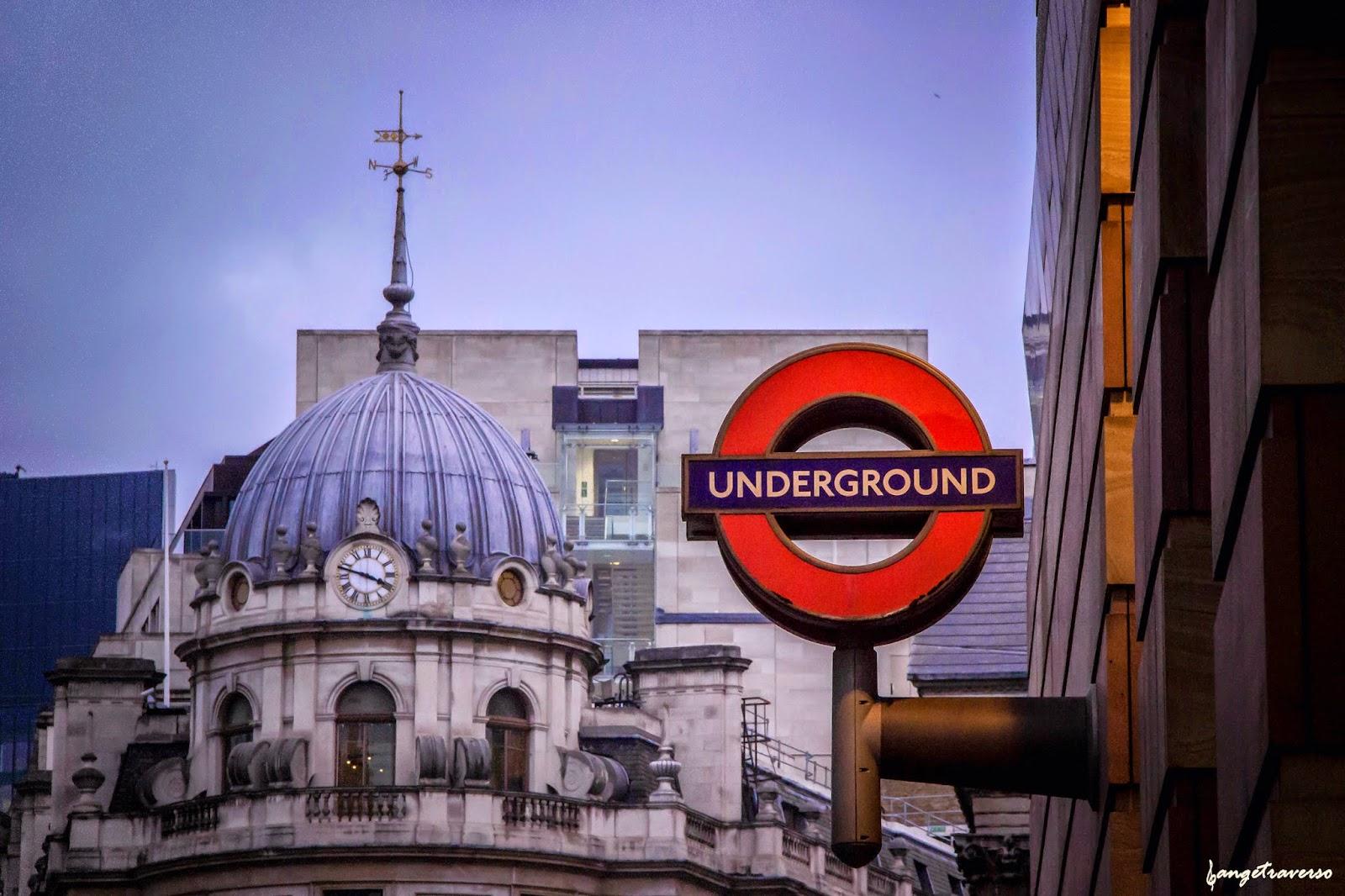 Underground, City of London