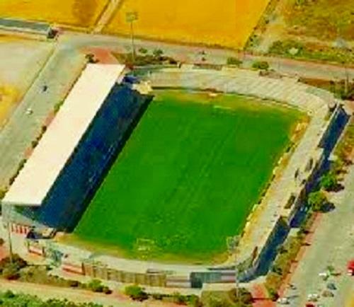 El nuevo estadio el Mirador
