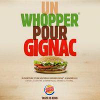 Burger King chambre Gignac