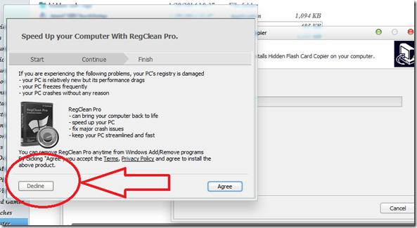Hidden Flash Card Copier 3.1