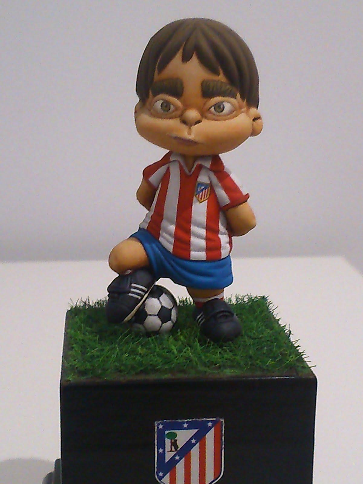 Futbolista Cabezón