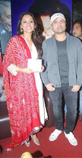 , Sonal Sehga,l Purbi Joshi Damadamm Movie Premiere Pics