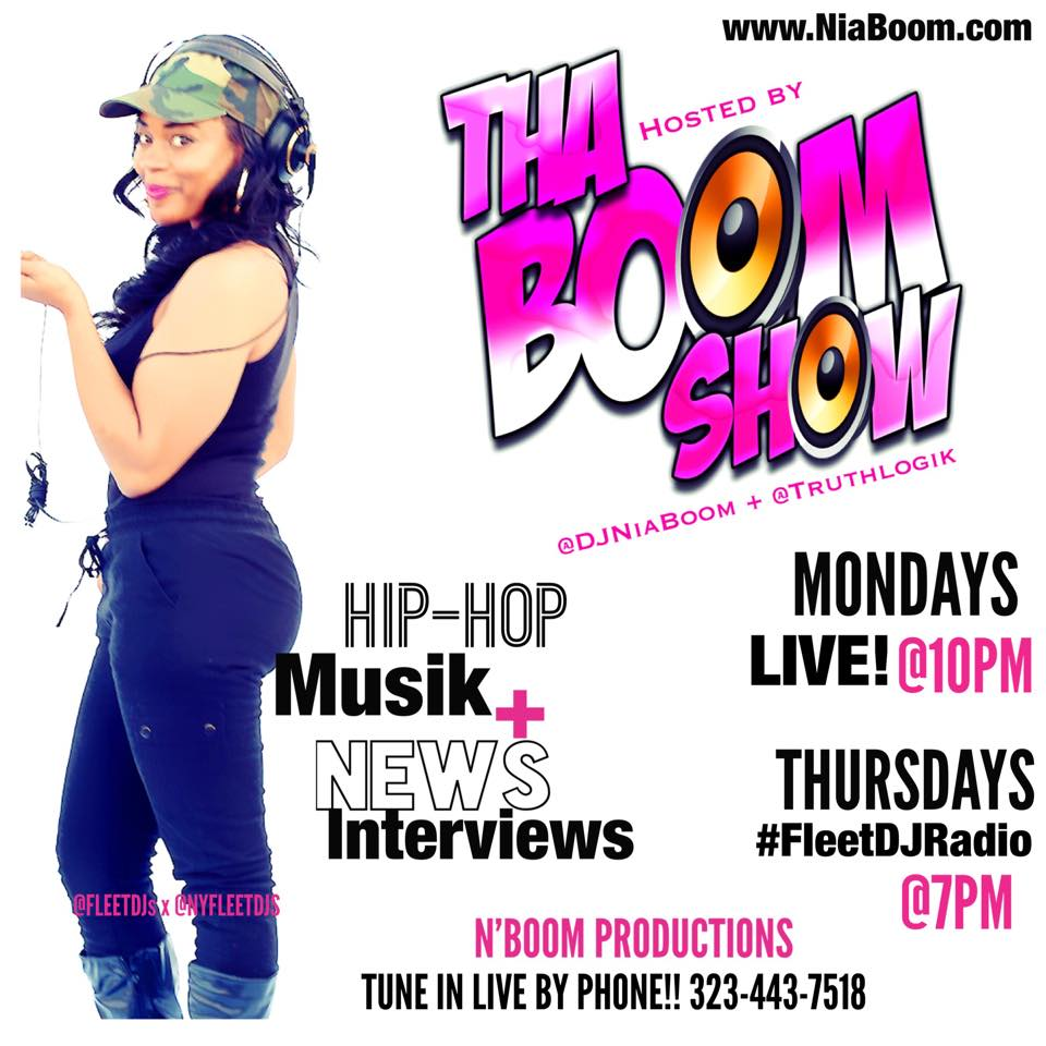 LISTEN LIVE! MONDAYS 10PM CALL: (323) 443-7518