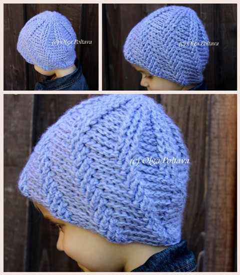 Free Crochet Hat Pattern For 6 Year Old : Lacy Crochet: Preschooler s Crochet Hat, Free Pattern