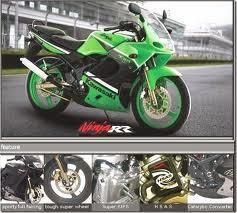 spesifikasi terlengkap kawasaki ninja 150 rr special edition