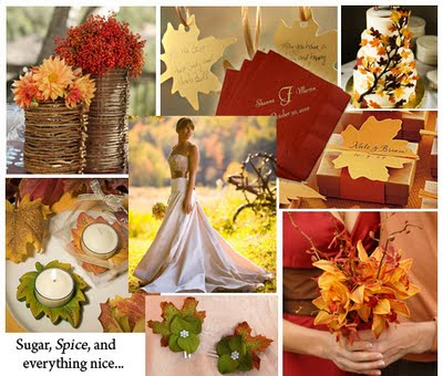 LQ Designs Wedding Inspirations and Ideas for Fall My Wedding