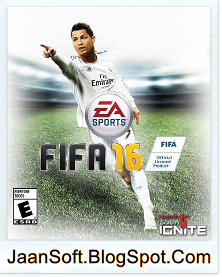 FIFA 16 Free Download For PC Full Version (Game)