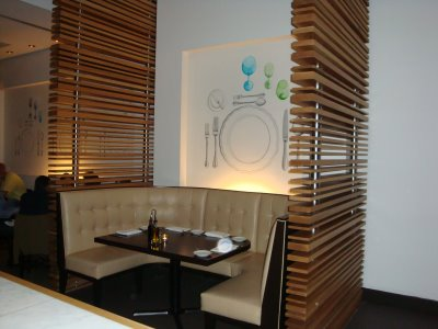 Gallery For Restaurant Booth Design