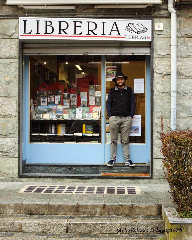Libreria Torriani di Luigi Torriani (foto di Nicola Vicini)