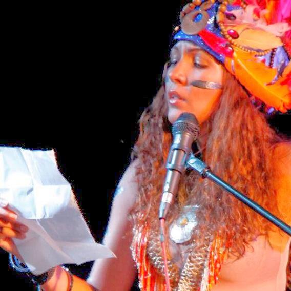 Performing as La India Clara