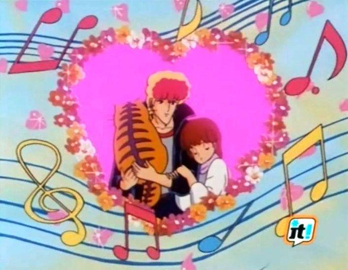 Mondo anime kiss me licia