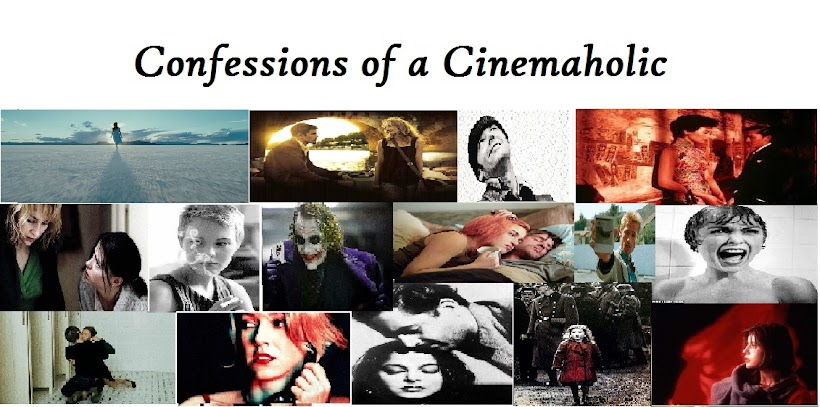 Confessions of a Cinemaholic