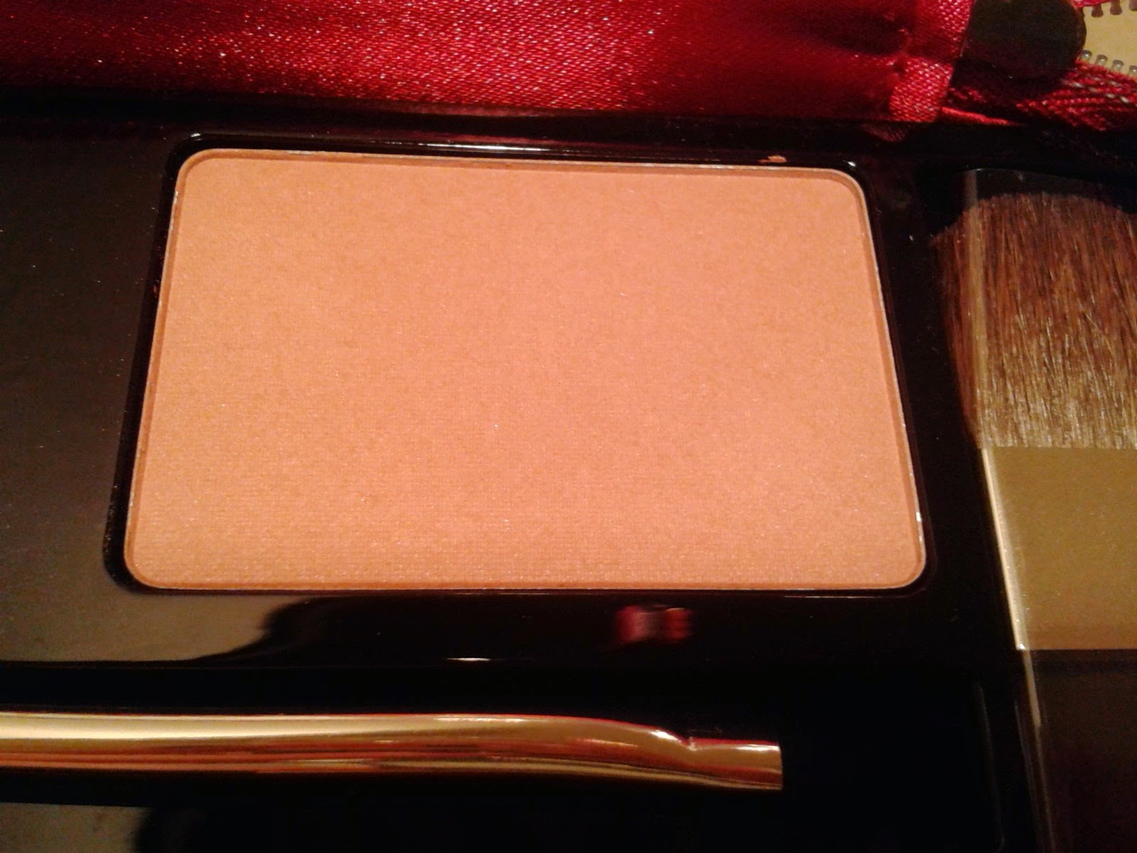 Palette maquillage natale 2014 il rosso secondo clarins - Palette maquillage aimantee ...