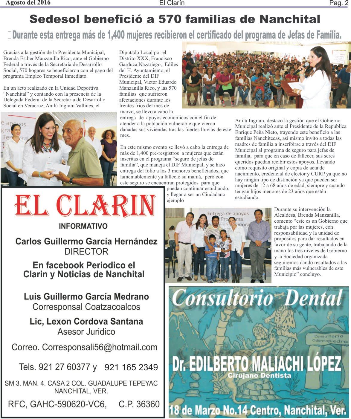 Periódico el Clarin