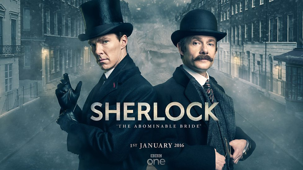 Sherlock Special - Premiere Date, Promotional Photos, New Trailer + Panel Video *Updated*