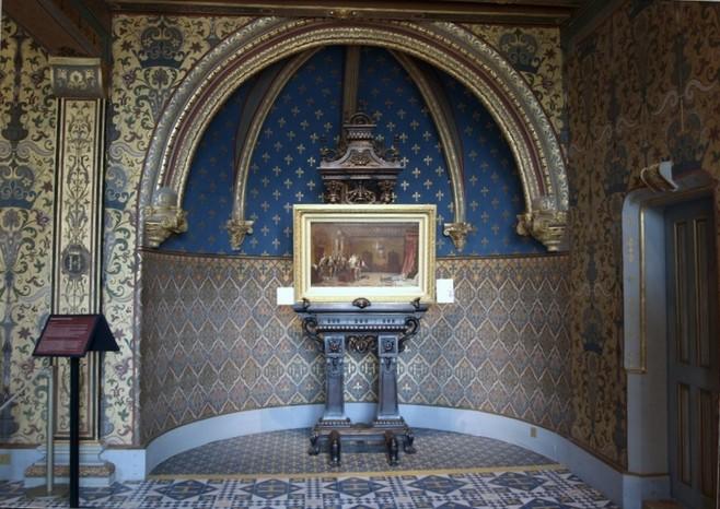 Le monde de carmine le chateau royal de blois - Chambre de commerce de blois ...
