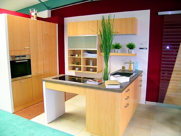Fotos de cocinas peque as ideas para decorar dise ar y for Disenos de cocinas pequenas y economicas