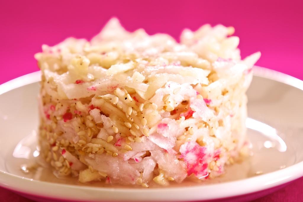 Elle cooking salade de radis rose - Cuisiner les radis roses ...