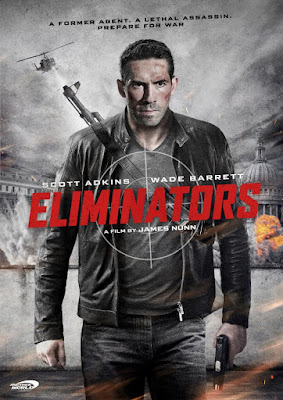Eliminators 2016 DVD R1 NTSC Latino