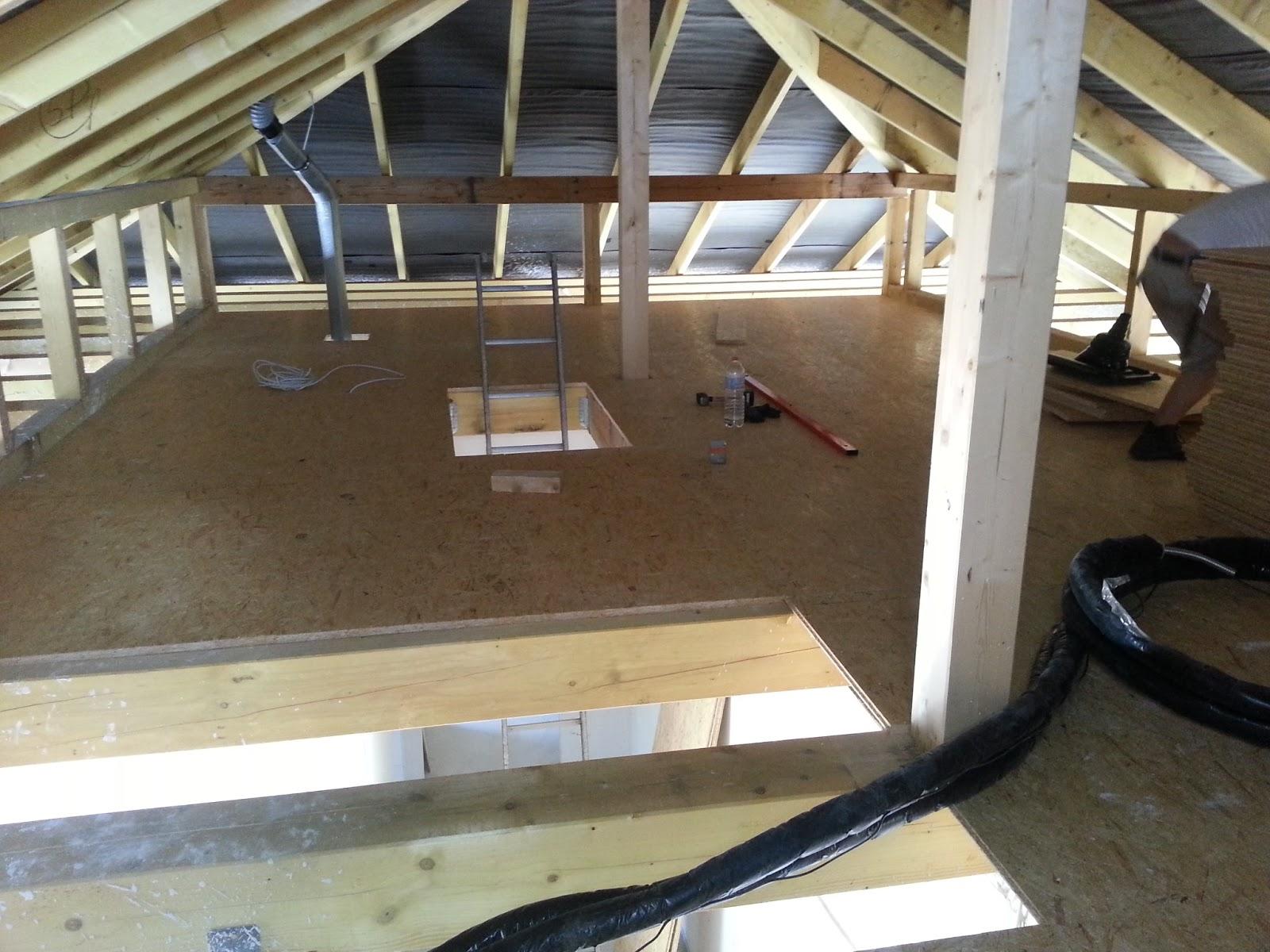 aileen und patrick bauen dachboden. Black Bedroom Furniture Sets. Home Design Ideas