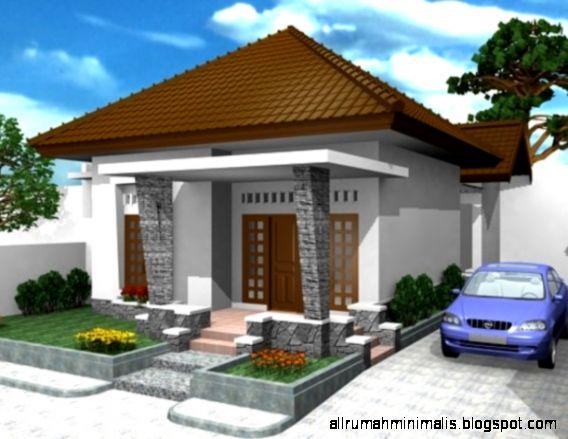 Desain Rumah Modern 1 Lantai Design Rumah Minimalis