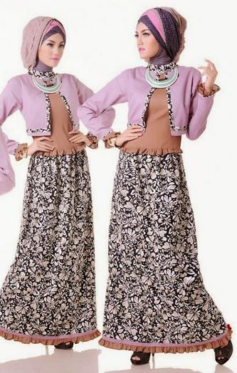 Baju Muslim Modern untuk Remaja