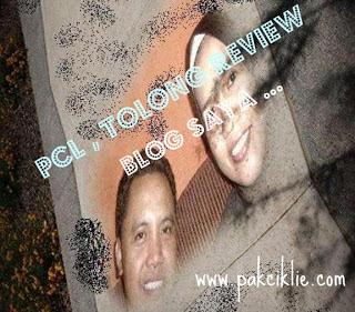 """PCL , tolong review blog saya (http://shumie-dz.blogspot.com)"""