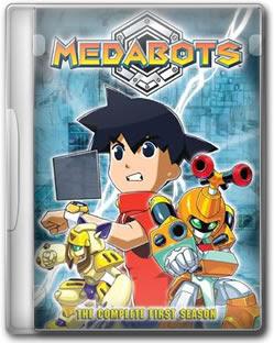 Anime   Medabots Dublado Completo