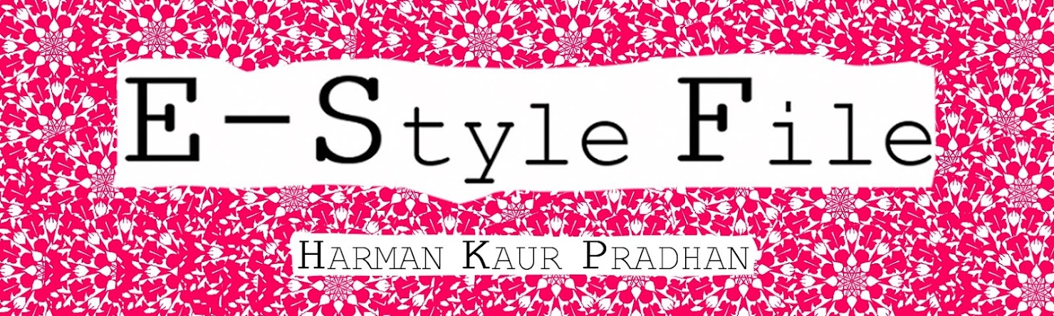 E-Style File by Harman Kaur Pradhan
