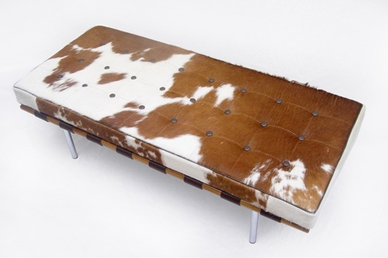 Barcelona U0027day Bedu0027 Lounge Bench From Hides And Co.