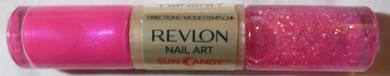 Revlon Nail Art Sun Candy in Shimmering Sunset