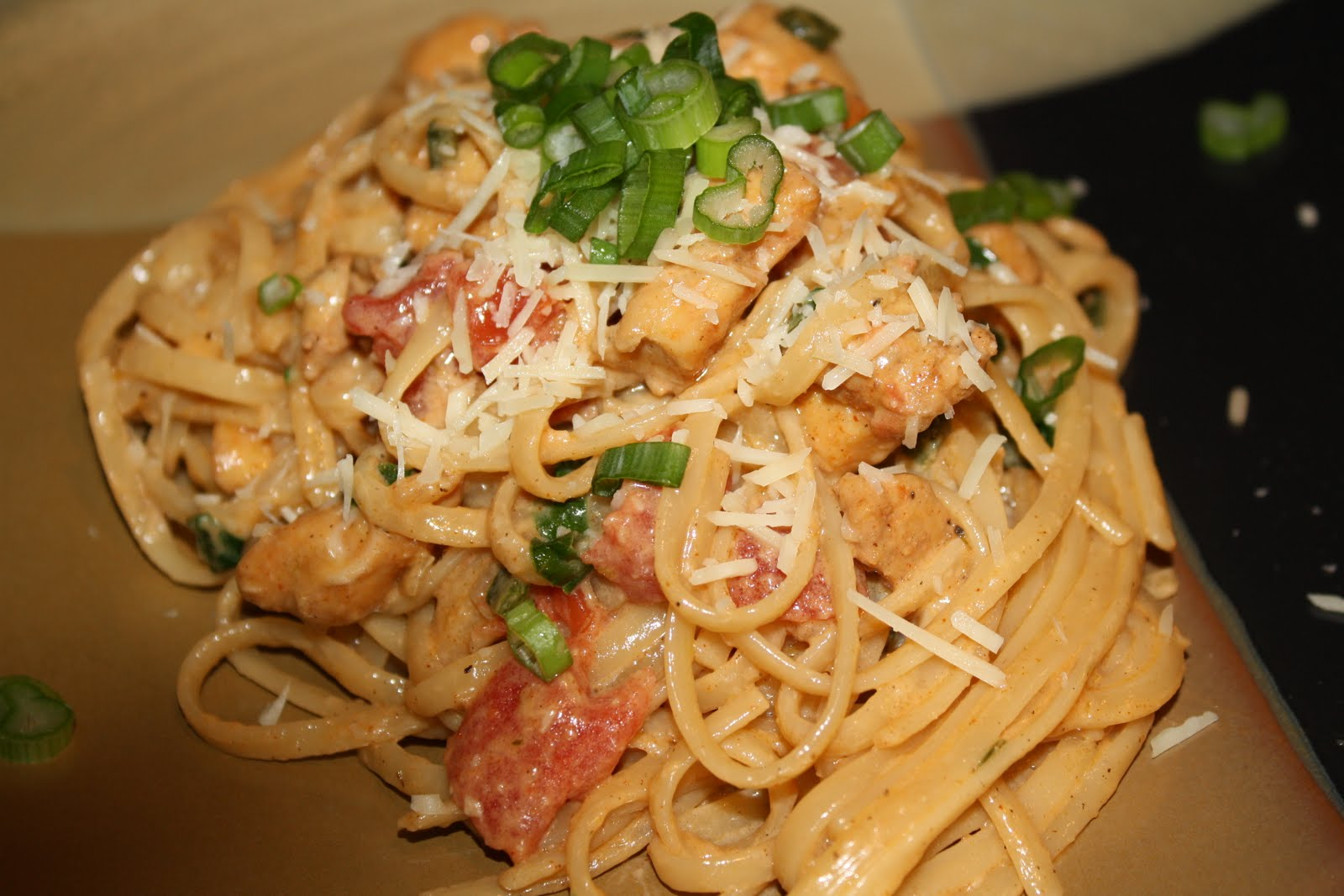 Cajun Chicken Pasta | {It's A Muegge Life}