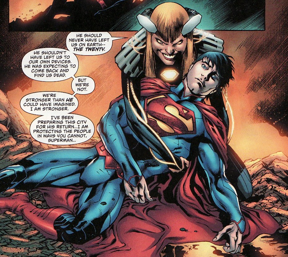Supergirl Comic Box Commentary: July 2013