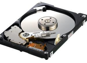 manutenzione hard disk