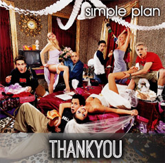 Lyrics Simple Plan - Thank You