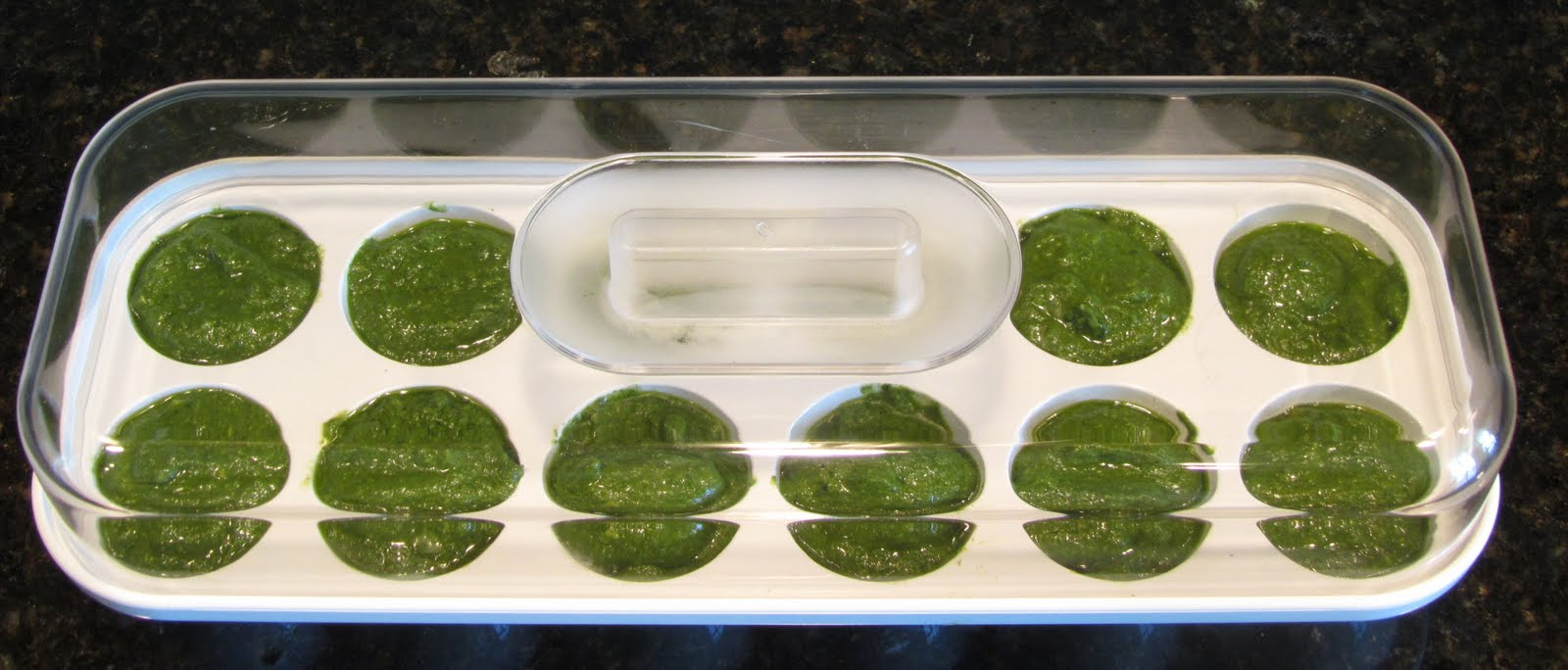 how to use frozen pesto