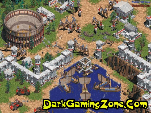 age of empires 2 game torrent download