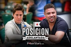 Poker Posicion Adelantada Vanessa Selbst y Ronaldo