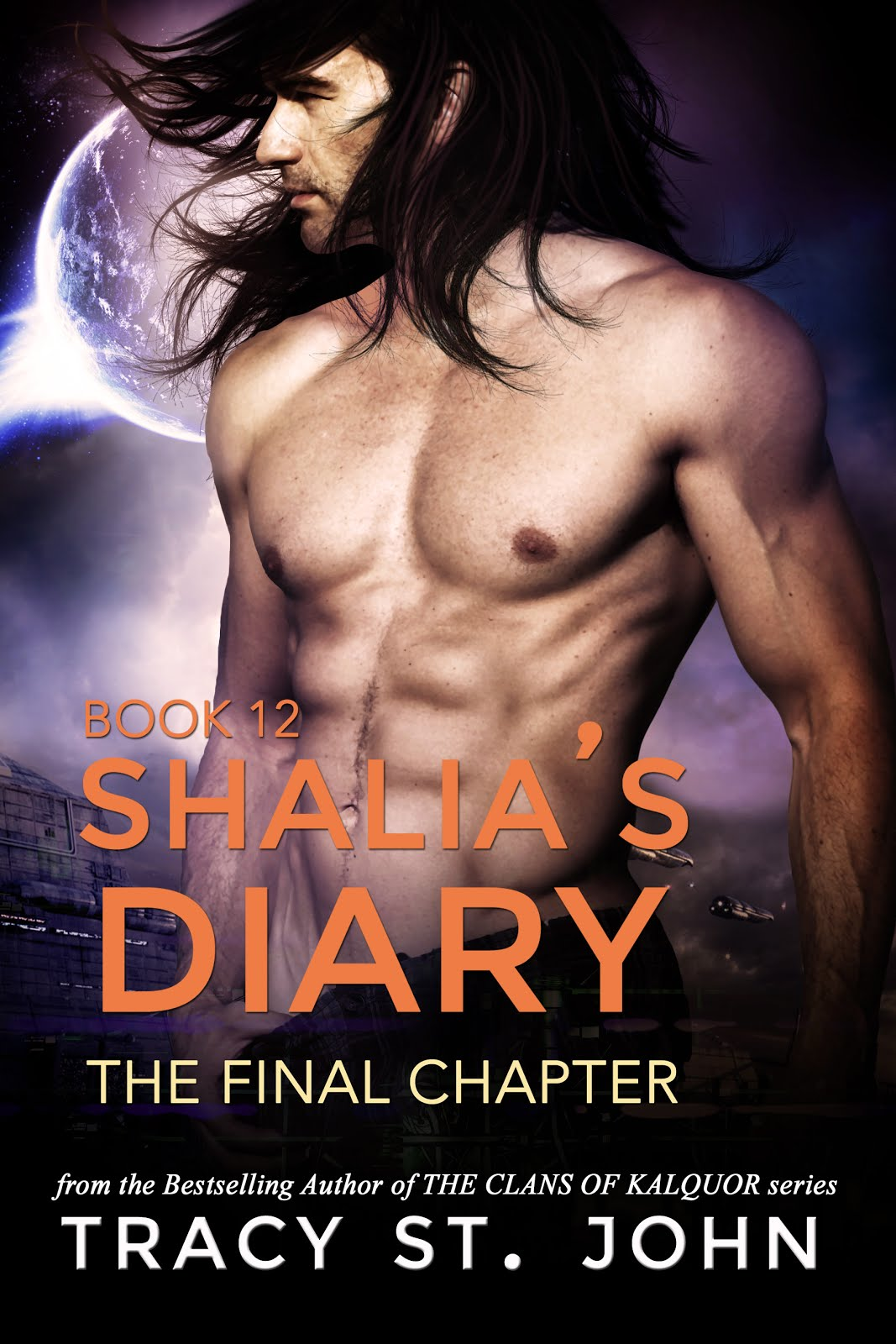 Shalia's Diary Book 12