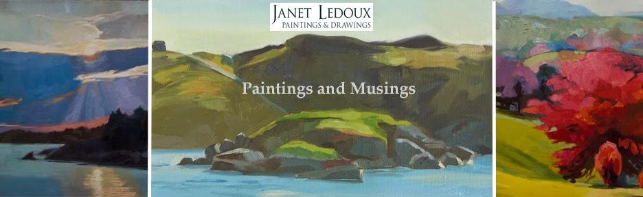 Paintings and Musings Blog