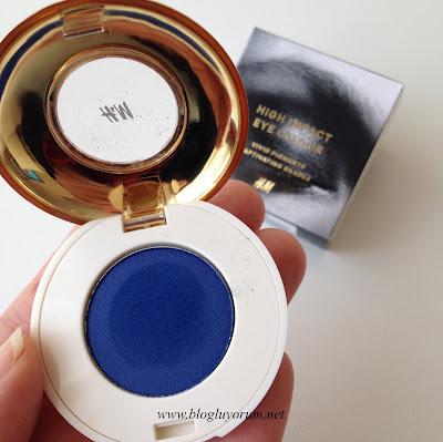 rüyalarımın farı h&m blueprint eyeshadow 1