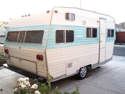 1972 Vintage Sea Cottage Camper