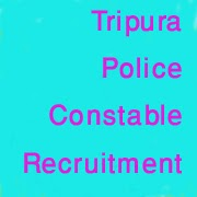 Tripura Police  Women Constable Recruitment 2014