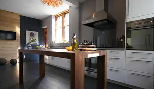 Dise o de cocina contempor nea ideas para decorar for Diseno de cocinas contemporaneas