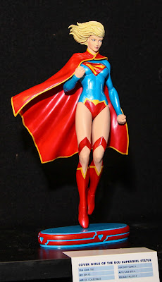 DC Collectibles Women of the DC Universe New 52 Supergirl Statue