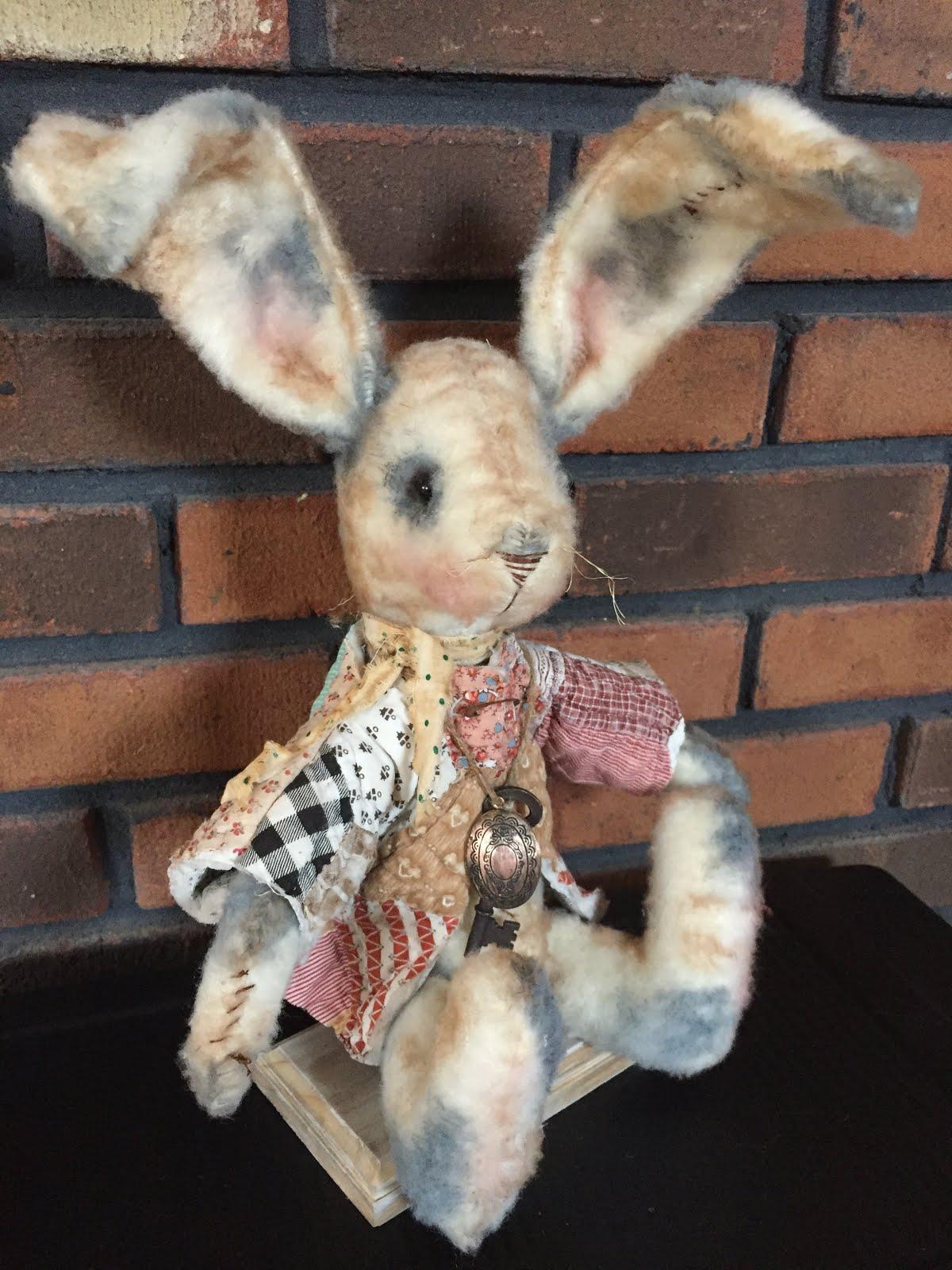 OOAK Memory Bunny