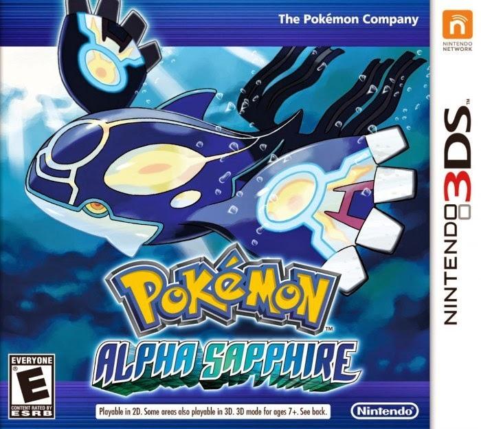 Pokemon Alpha Sapphire (USA)