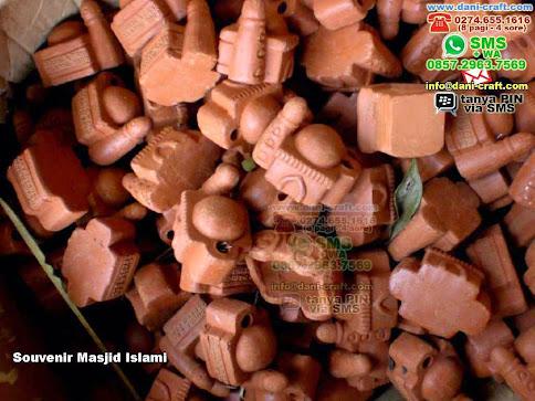 Souvenir Masjid Islami Tanah Liat Jakarta