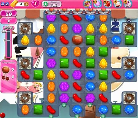 Candy Crush Saga 703